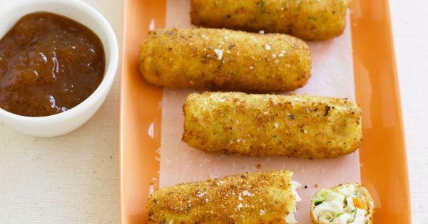 Chicken croquettes recipe indian