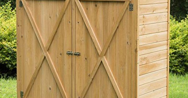 Meuble armoire abri de jardin rangement outils exterieur for Armoire de rangement exterieur leroy merlin