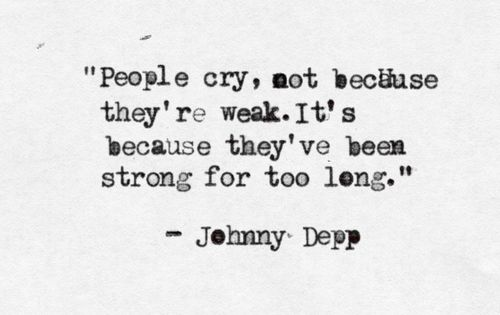 Truth by Johnny Depp