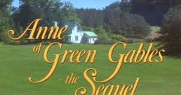 Ania Z Zielonego Wzgorza Cz 1 Caly Film Polski Lektor Anne Of Green Gables Green Gables Anne Of Green