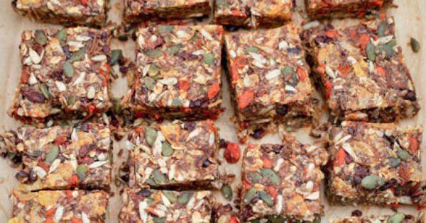 Quinoa Oatmeal Bars Recipes Food Network Canada Food Network Recipes Breakfast Bars Nigella Lawson Recipes