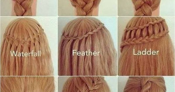 25 Easy Hairstyles With Braids (How To) | DIY Cozy Home. I