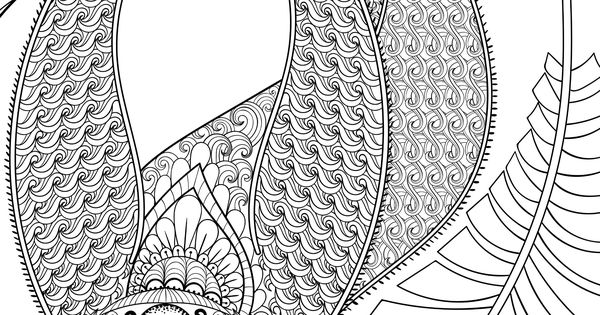 18 Absurdly Whimsical Adult Coloring Pages Page 15 Of 20