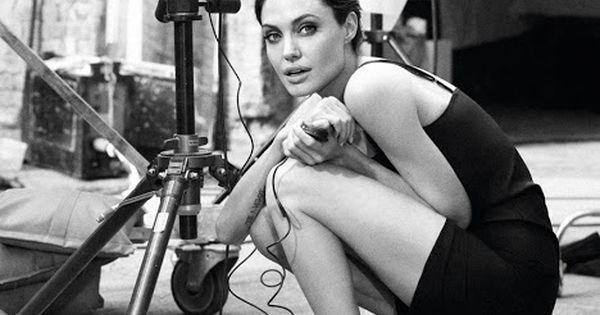 Shooting Film: Angelina Jolie's Self-Portraits with a Hasselblad « HasselbladBronBlog