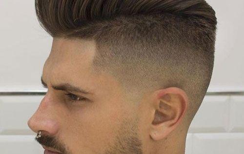 Look fade peinados pinterest corte de pelo peinados for Peinado fade