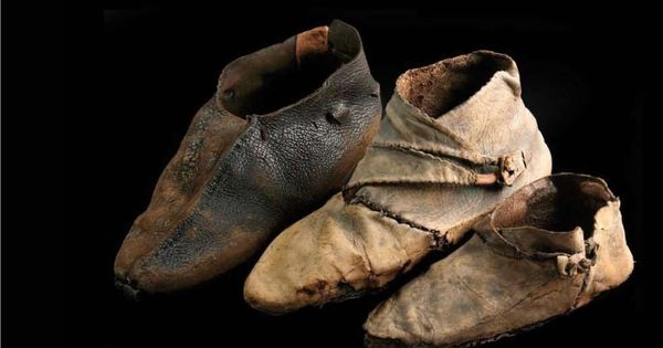 Viking shoes. York Archaeological Trust. i would so wear these… maybe i