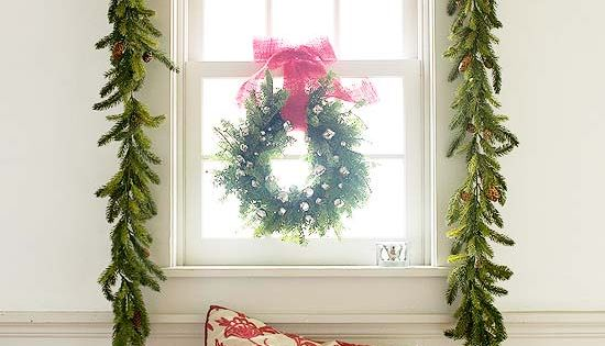 Christmas Garland And Swag Decorating Ideas Garlands