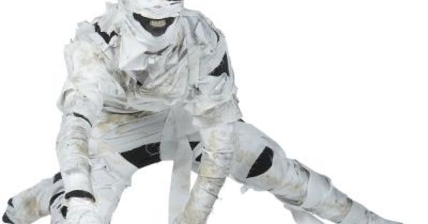how to make a mummy costume