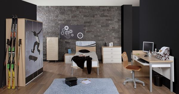 jugendzimmer f r jungs jugendzimmer pinterest. Black Bedroom Furniture Sets. Home Design Ideas