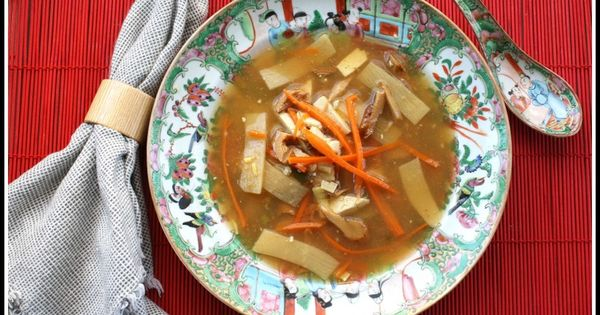 Hot and Sour Soup | Recipe | Sour soup, Recipes and Stew