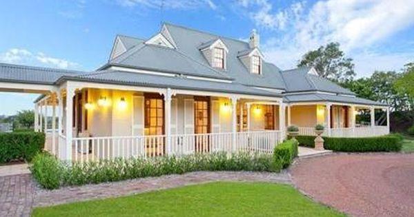 Image result for australian weatherboard bullnose verandah my dream house pinterest home for Classic home designs australia