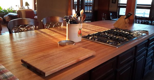 Hand Scraped White Oak Butcher Block Countertop Our Skilled Craftsman Scrape These Butcher Block Countert