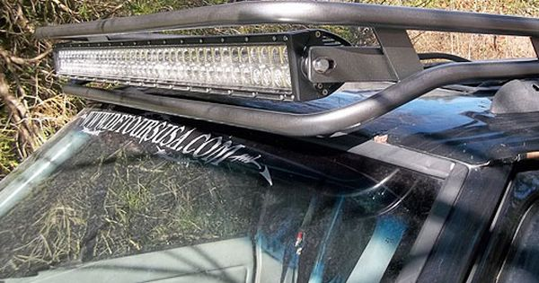Cherokee Xj Led Head 40 Quot L E D Light Rack Light Rack