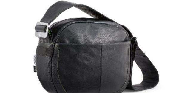 Bugaboo Leather Bag Black $199.95 | Black diaper bag, Bags