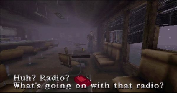 Huh Radio What S Going On With That Radio Silent Hill Radio What Goes On