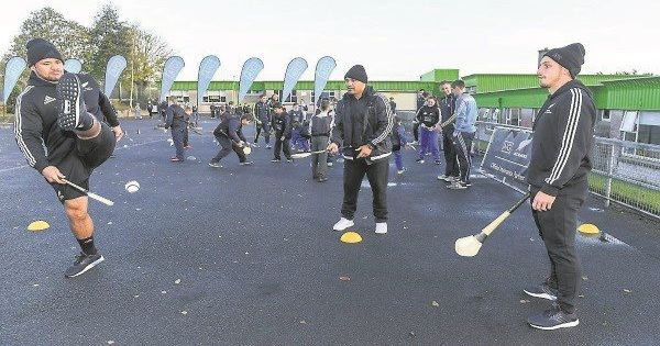 Maori All Blacks Bring Fire To Thomond Irish Examiner All Blacks Maori All Blacks Maori