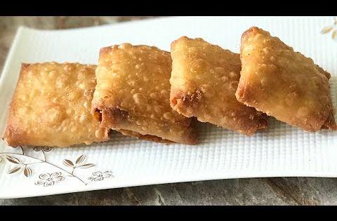 Chicken Box Patties Recipe Iftar Recipes Youtube
