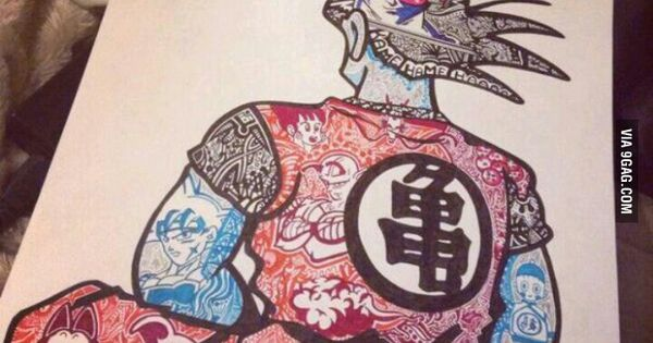 this i fucking want this as my dragon ball tattoo
