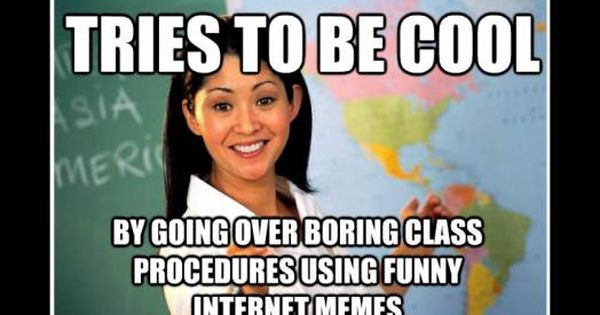 First Day of School Activity and Meme PowerPoint to Go Over ...