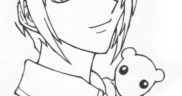 kyo coloring pages - photo#27