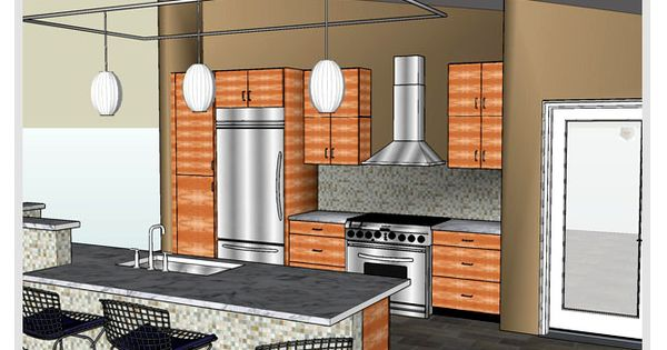 Go 2 school google sketchup and google earth blog posts sketchup vs 20 20 for kitchen Kitchen design software google sketchup