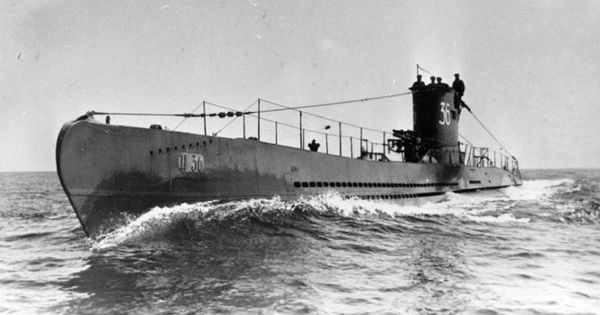 These Were The Last Two German U-boats To Surrender In WW2 ...