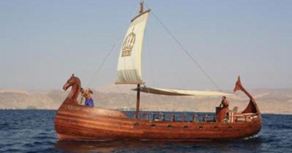 Phoenician Boats