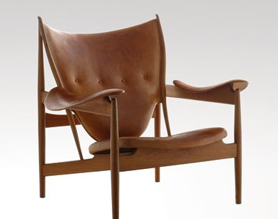 I will go with another Finn Juhl chair. Looks like it is