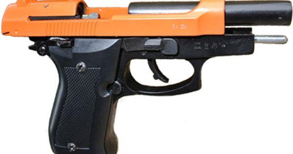 Pin On Blank Pistols
