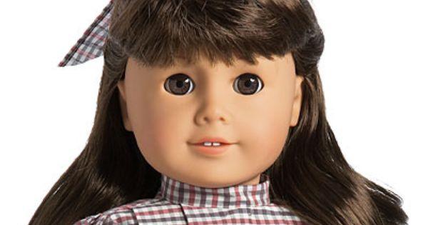 American Girl Samantha Parkington Elegant Faux Fur Muff for Doll Only