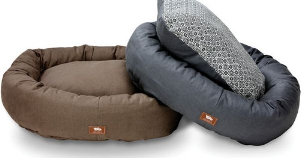 Hemp Bumper Bed West Paw Design West Paw Durable Dog Bed Dog Bed