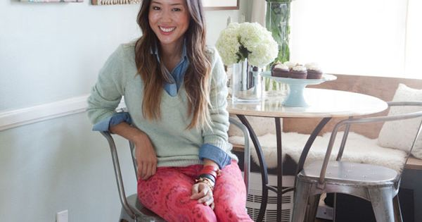 Tour Style Blogger Aimee Song's Apartment