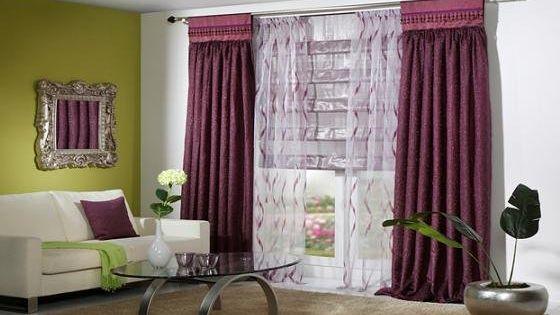 modernos modelos de cortinas para tu living cortinas pinterest cortinas diseos de cortina y sala comedor