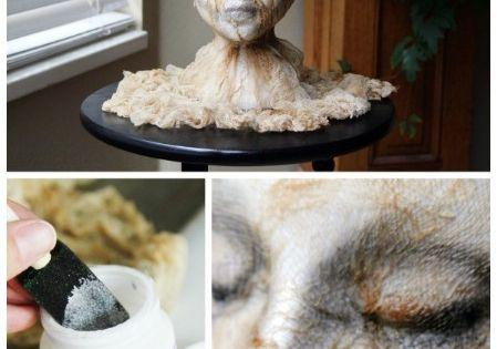 DIY Severed Head - DIY Halloween Decorations