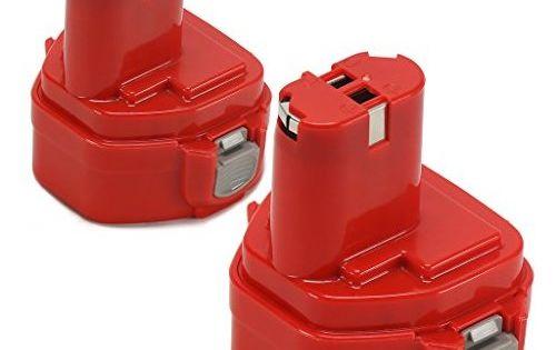 Poweraxis 2 Packs 12v 3 0ah Ni Mh Extended Battery Replacement For Makita 1233 1234 1235 1235b 1235f 192696 2 192698 8 Cordless Power Tools Makita Power Tools