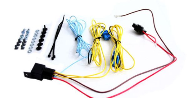 How To Make Your Own Wiring Harness For Fog Lights