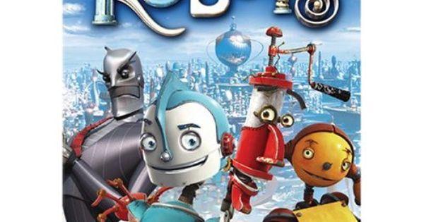 amazoncom robots widescreen edition ewan mcgregor
