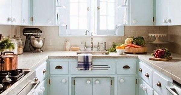 4 tips para decorar cocinas peque as cocina larga for Cocina larga y angosta
