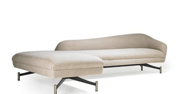 Vladimir Kagan Swan Back Sofa
