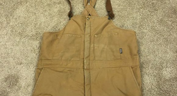 Walls Zero Zone Insulated Coveralls Canvas Mens Xl In 2020 With