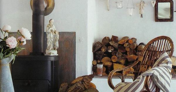 White Rustic Swedish Inspiration Pinterest Vintage Interiors