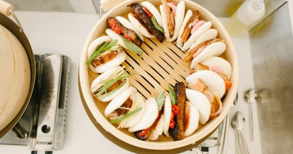 Bao Bun Station Art Of Catering Perpixel Photo With Images