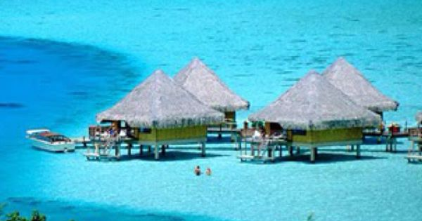 Bora Bora - I WILL make it here oneday..