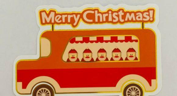 New Christmas Vsco Big Cute Vinyl Stickers In 2020 Vinyl Sticker Gift Solutions Vinyl