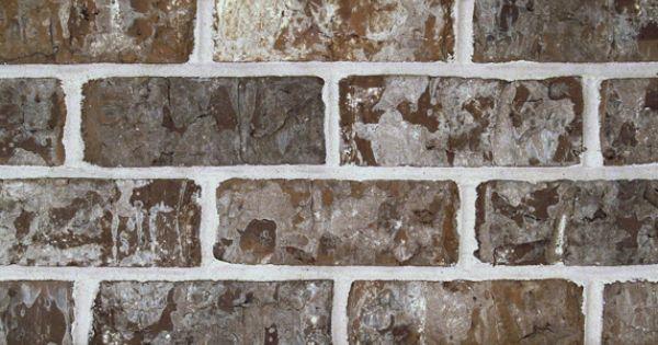 Columbus Brick Company Stonewall Exterior Pinterest