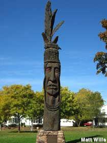 Burlington Vt Toth Indian Chief Grey Lock Burlington Vermont Caribbean Islands