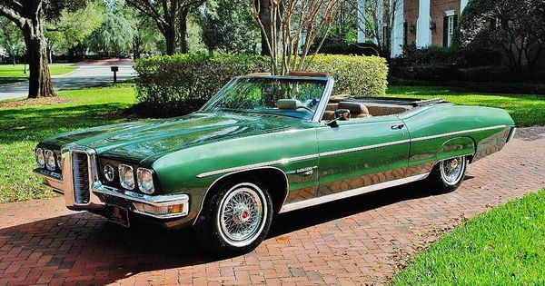 1970 Pontiac Catalina Convertible Maintenance Restoration Of Old Vintage Vehicles The Material For New Cogs C Pontiac Catalina Pontiac Cars Pontiac Bonneville