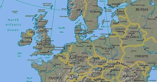 Eurotrip guide