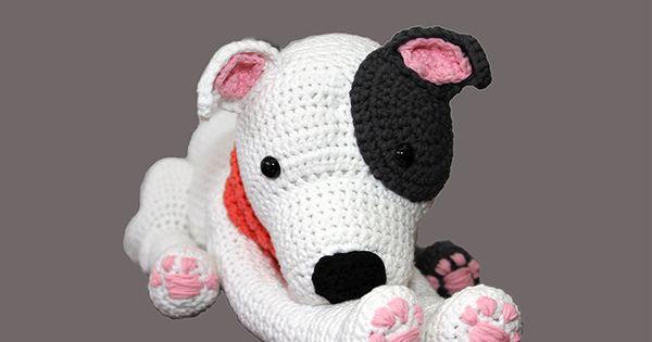 Tinkerbell Amigurumi Free Pattern : Staffordshire Bull Terrier Pit Bull American Staffordshire ...