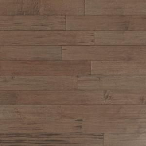 Heritage Mill Scraped Maple Tranquil Fog 3 8 In X 6 1 2 In Wide X Random Length Engineered Hardwood Floors Solid Hardwood Floors Engineered Hardwood Flooring
